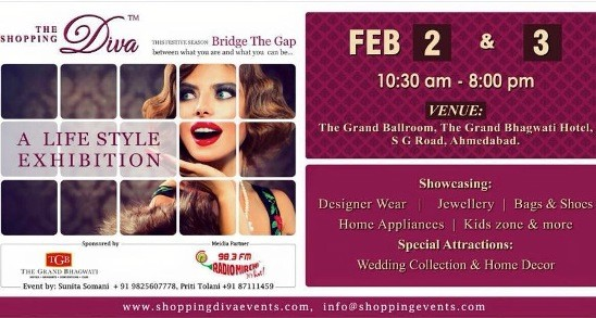 The Lifestyle Designer Exhibition 2015 in Ahmedabad