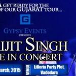 Arijit Singh in Vadodara 2015 – Arijit Singh Live Concert at Vadodara Lilleria Party Plot