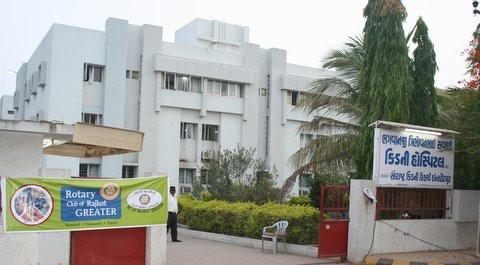 B T Savani Kidney Hospital in Rajkot Gujarat