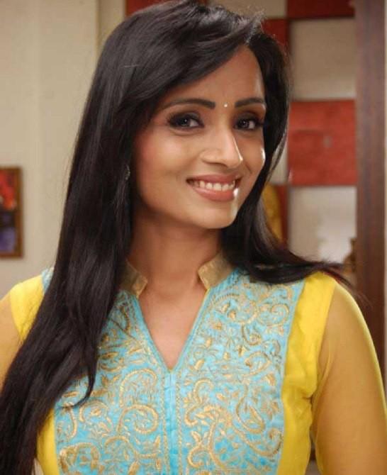 Bidaai TV Serial Fame Actress Parul Chauhan in Ahmedabad