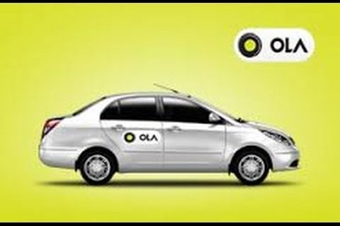 Book OLA Cab  Taxi in Rajkot at Just Rupees 49