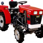 Captain Tractors Pvt Ltd at Shapar Rajkot – Manufacturers of Mini Agricultural Tractors