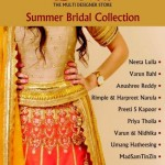 Deval The Multi Designer Store in Ahmedabad – Summer Bridal Collection