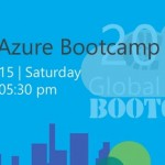 Global Azure Bootcamp 2015 Ahmedabad on 25th April