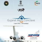Gujarat Aero Conclave 2015 in Ahmedabad – Air Show on 1st to 4th April at Sabarmati Riverfront
