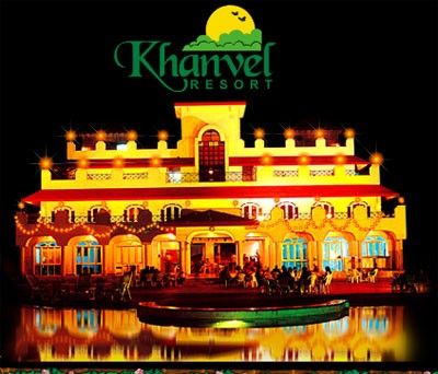 Khanvel Resort Hotel near in Silvassa Gujarat - Address Contact Details Images Package