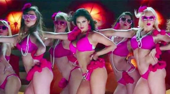 Meri Desi Look Song Hot Pics
