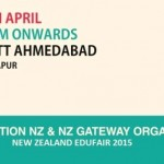 New Zealand Education Fair in Ahmedabad Gujarat on 12th April 2015