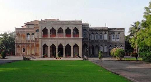 Nilambag Palace Hotel Bhavnagar