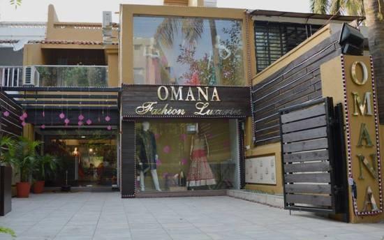 Omana Fashion Luxuries in Ahmedabad