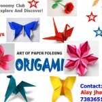 Origami Classes in Ahmedabad – Art of Paper Folding Course at Paldi Ahmedabad