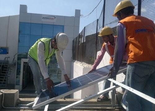 Powertrac Solar Projects Ltd Ahmedabad