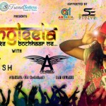 Rang Leela – Rango Ke Bochhaar Me 2015 Holi Celebration Party in Ahmedabad