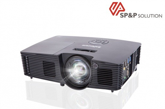 SPandP Solutions Ahmedabad - Podium Virtual Classroom Conference Projector Screen Solutions