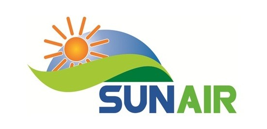 SUNAIR Hybrid Solar Air Conditioner Systems