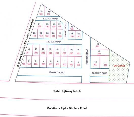 Sai Srishti Developers Presents Sai Srishti Phase 1 Residential Bungalow Plots in Ahmedabad.jpg