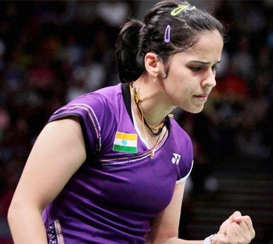 Saina Nehwal Becomes World No. 1 Badminton Player Won against Carolina Marin