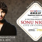 Sonu Nigam Live in Concert in Ahmedabad on 4th April 2015 by Maruti Suzuki EECO