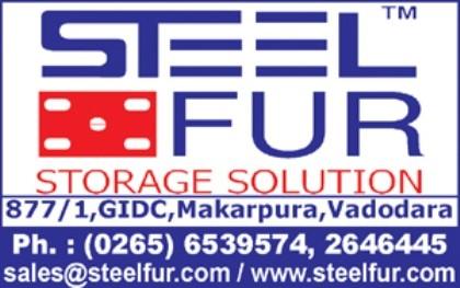 Steelfur System Pvt Ltd in Vadodara - Manufacturer of Industrial Racks & Storage System.jpg