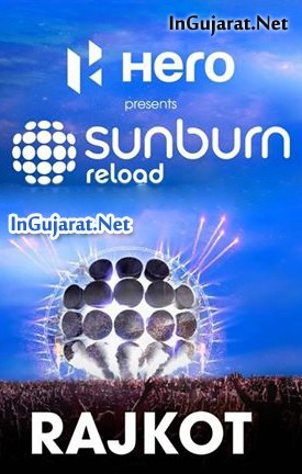 Sunburn Reload Party in Rajkot 2015 - Sunburn Rajkot Date, Passes Price, Ticket Rates and Venue Details
