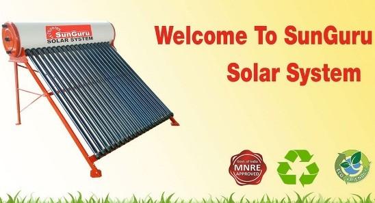 Sunguru Solar System Gandhinagar