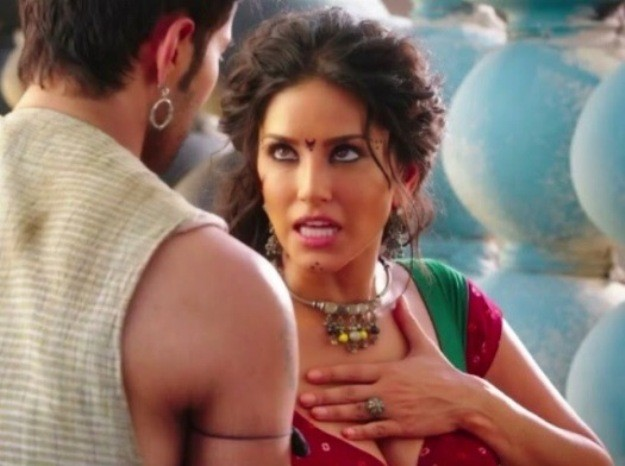 Sunny Leone latest Pics in Ek Paheli Leela Movie Stills