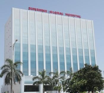 Sunshine Global Hospital in Surat