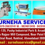 Surneha Services Ahmedabad – Packaging Machineries Manufacturers