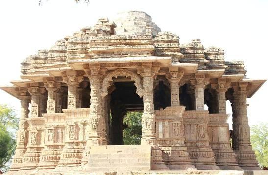 Surya Temple Modhera Gujarat