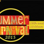 The Summer Carnival 2015 Vadodara Gujarat