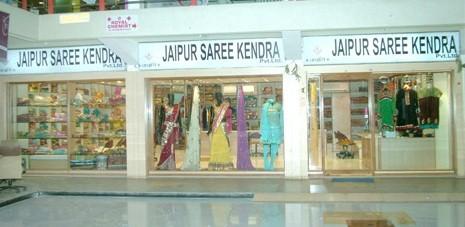 Vasansi Jaipur Saree Kendra at Bodakdev Ahmedabad