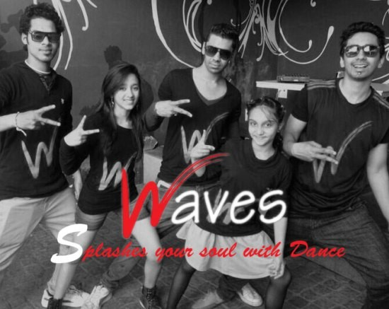 Waves Dance Academy in Ahmedabad