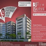 3rd Eye Blessing in Ahmedabad – 3 BHK Luxurious Apartments by Calica Group