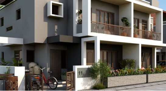 Aakash Bungalows in Dholka