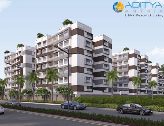 Aditya Antrix Ahmedabad