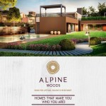 Alpine Woods in Ahmedabad – 4 BHK Villas at Shantipura Circle Ahmedabad