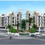 Anand Square in Ahmedabad – 2 BHK Apartments / Shops by B Desai Group