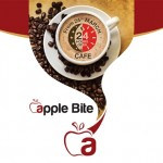 Apple Bite Restaurant in Rajkot at Astron Chowk with 24 Hours Coffee Shop