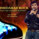 Bollywood Singer Himesh Reshammiya Live in Concert in Ahmedabad on 23 May 2015