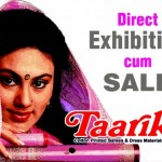Direct Exhibition Cum Sale by Taarika Sarees at Ahmedabad from 3th April 2015