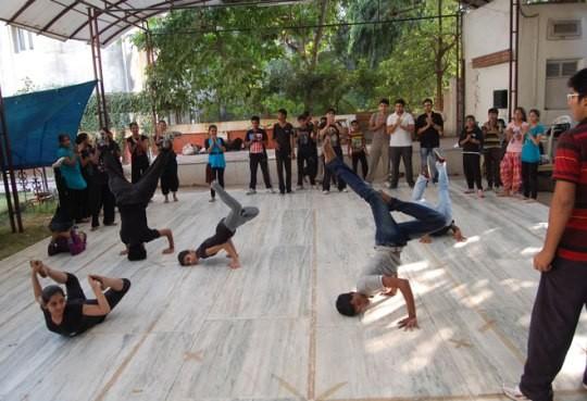 Dream World Institute of Dance in Ahmedabad