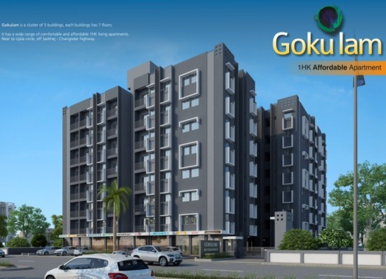 Gokulam Apartments in Ahmedabad