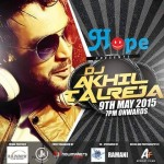 HOPE Presents Musical Night Party 2015 in Surat at Rainbow Club Resort with DJ Akhil Talreja
