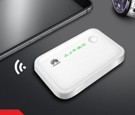 HUAWEI - Super Fast Mobi-Fi Data Cards to create Wi-Fi Hotspot Anywhere for 10 Devices