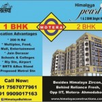 Himalaya Pearl in Ahmedabad – 1 BHK / 2 BHK Flats at Motera Ahmedabad by Himalaya Group
