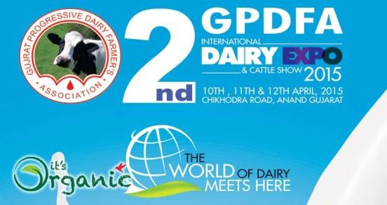 India International Dairy Expo (IIDE) 2015 at Mumbai from 23rd to 25th April