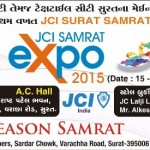 JCI Samrat Business Expo 2015 at Surat on 15th to 18th April