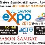 JCI Samrat Business Expo 2015 at Surat on 15th to 18th April