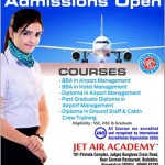 Jet Air Academy Ahmedabad – Admission Open for 2nd Batch 2015