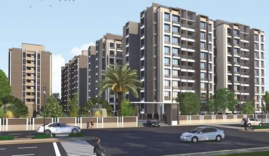 Kalasagar Heights in Ahmedabad